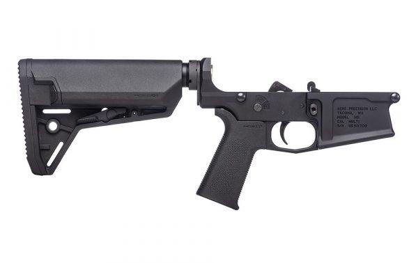 Aero Precision M5 Complete Lower w/ MOE SL® Grip & SL-S™ Carbine Stock