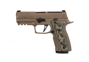Sig Sauer P320 AXG SCORPION 9mm