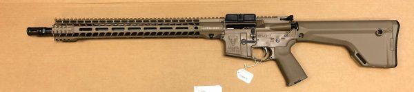 """Stag 15 SPR LH QPQ 18"""" 5.56 Rifle FDE"""