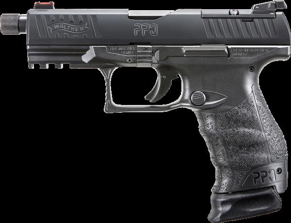 Walther PPQ M2 Q4 Tac 9mm