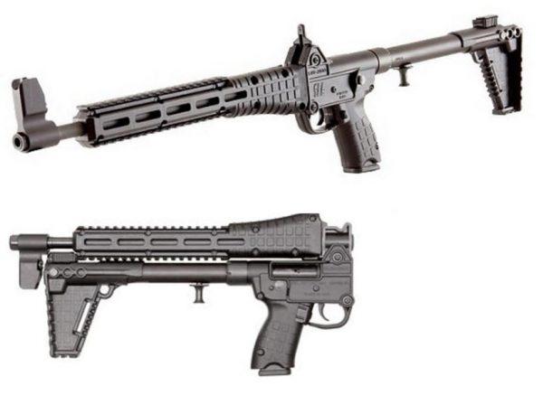 KelTec Sub2000 9mm Glock 17 mag
