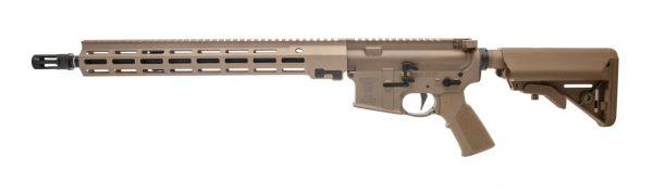 """Geissele Super Duty Rifle, 16"""", 5.56mm Nitride Barrel DDC"""