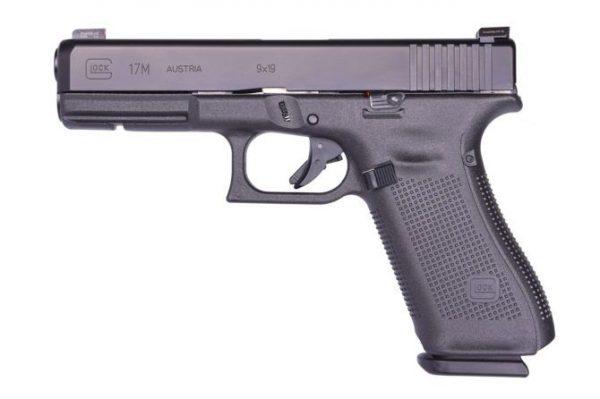 Glock 17M (Gen 5)