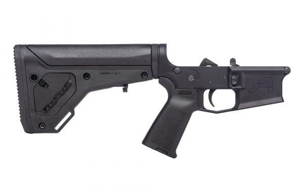 Aero Precision M4E1 Complete Lower Receiver w/ MOE® Grip & UBR® Gen2 Stock