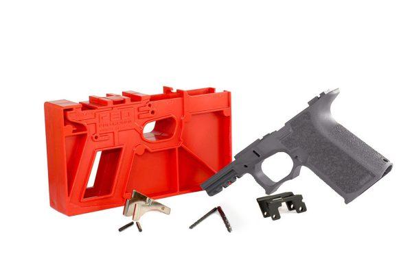 Polymer 80 PF940C™ 80% COMPACT PISTOL FRAME KIT - GRAY
