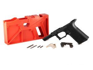 Polymer 80 PF940V2™ 80% FULL SIZE FRAME KIT - BLACK