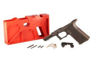 Polymer 80 PF940V2™ 80% FULL SIZE FRAME KIT - COBALT