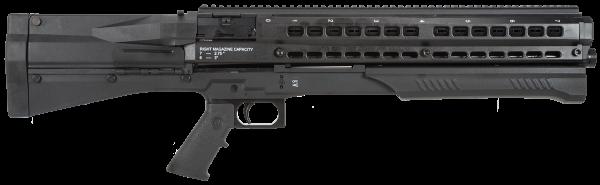 """UTAS UTS-15 Black 12 Gauge 18.50"""" 3"""" 14+1"""