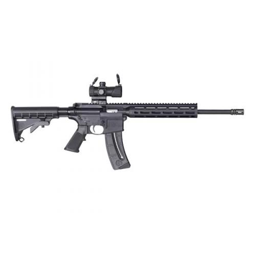 Smith & Wesson M&P®15-22 SPORT™ OR W/ M&P® RED/GREEN DOT OPTIC