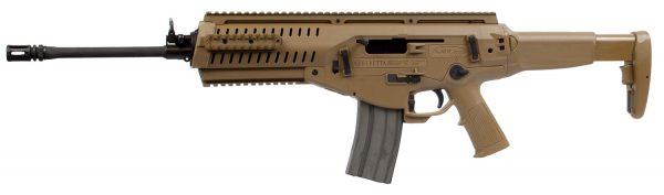 """Beretta USA JXR11B12 ARX100 5.56x45mm NATO 16"""" 30+1 FDE Receiver Folding Stock"""