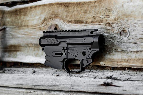 3rd Gen Tactical Humbolt Receiver Set AR15