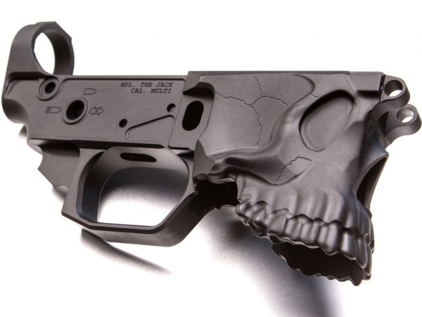 Sharp's Brothers The Jack Stripped AR Receiver