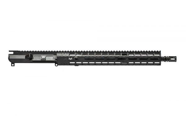 """Aero Precision M4E1 Enhanced 16"""" 5.56 Mid-Length No Forward Assist Upper Receiver w/ 15"""" M-LOK Handguard"""
