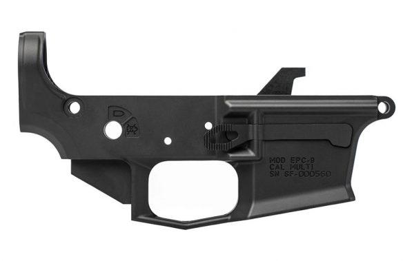 Aero Precision EPC-9 Lower Receiver Black SKU APAR620001AC