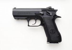 Israel Weapons Industries IMI Jericho 941 FS9 – Mid-Size Steel Frame 9mm