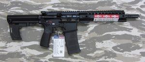 Patriot Ordnance Factory POF-USA Renegade Plus 5.56 Pistol