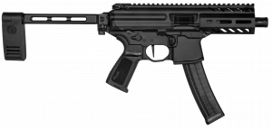"""Sig Sauer PMPX4B9 MPX K 9mm 4.50"""""""