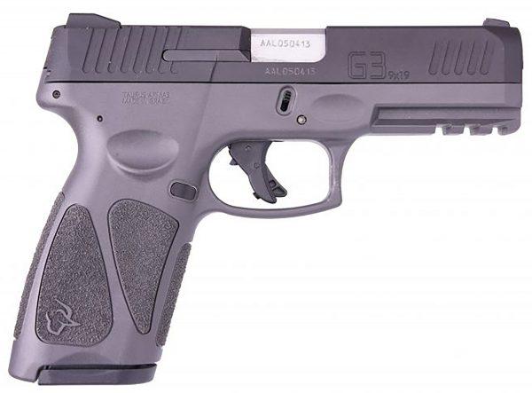 """Taurus G3 4"""" Gray 1-G3B941G"""