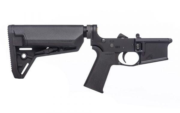 Aero Precision AR15 Complete Lower w/ MOE SL® Grip & SL-S™ Carbine Stock