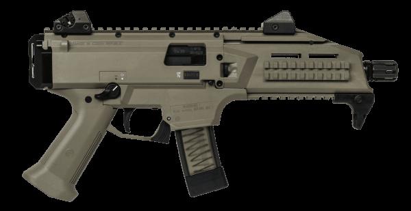 CZ Scorpion EVO 3 S1 Pistol FDE 01352