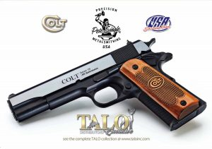 Colt 1911 TALO O1911C-USA
