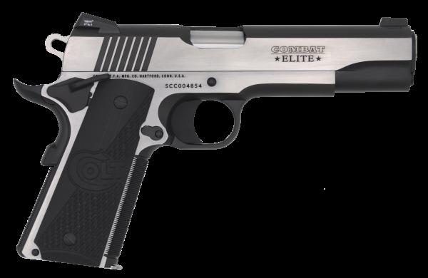 "Colt 1911 Combat Elite Government 45 ACP 5"" O1070CE"