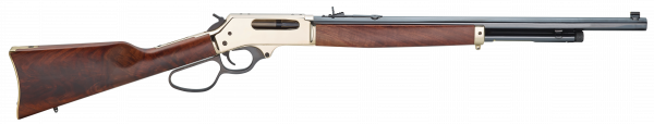 Henry Repeating Arms Brass Lever Action .45-70 H010B