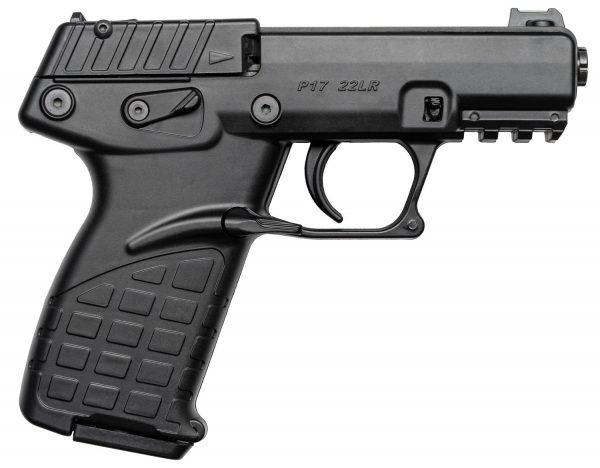 Kel-Tec P17 22 LR Black