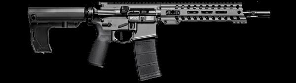 Patriot Ordnance Factory POF-USA Minuteman AR15 Pistol 01658 5.56