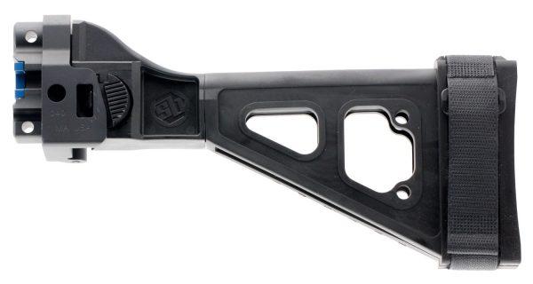 SB Tactical SBT5KA-01-SB HK Brace Side Folding HK MP5K/SP89 Clones, SP5K