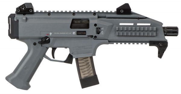 CZ Scorpion EVO 3 S1 Pistol Battleship Gray 01356