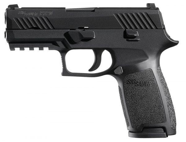 Sig Sauer P320 Carry 9mm 320CA-9-B