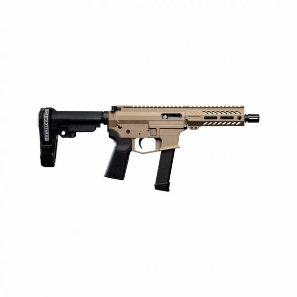 Angstadt Arms UDP-9 Pistol with SBA3 FDE
