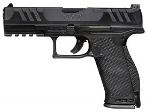 """Walther Arms PDP OR 9mm 4.50"""" 10+1 2858126"""
