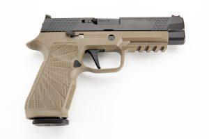 SIG Sauer/Wilson Combat P320, Full-Size, Tan Module, 9mm