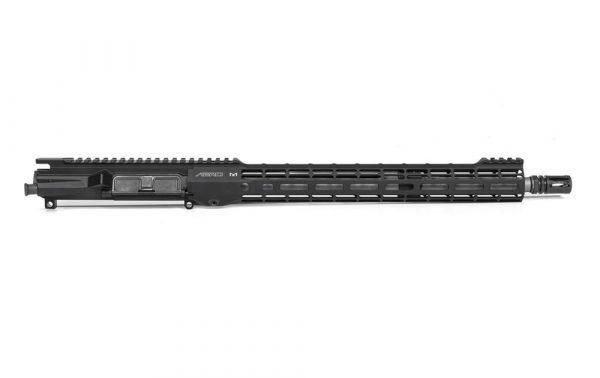 """Aero Precision M4E1 Threaded Complete Upper, 16"""" .223 Wylde 15"""" M-LOK ATLAS S-ONE"""
