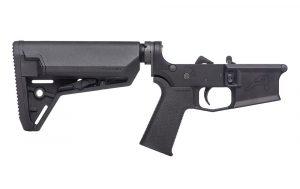 Aero Precision M4E1 Complete Lower Receiver w/ MOE SL® Grip & SL-S™ Carbine Stock