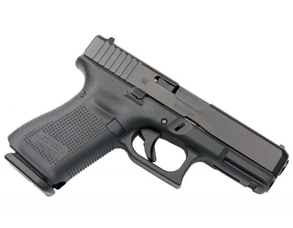 Glock 19 Gen 5 10 round mags PA195S201
