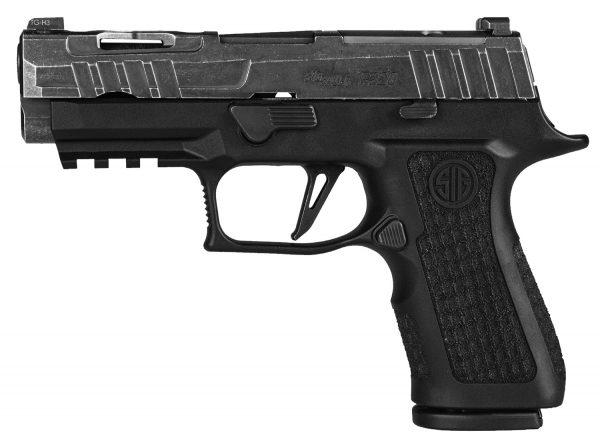 Sig Sauer P320 XCompact Spectre 9mm 320V001