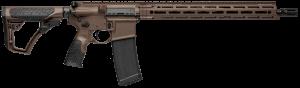 Daniel Defense DDM4V7 Brown Cerakote AR15 0212802338047
