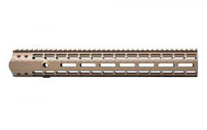 "Aero Precision M5 Enhanced Handguard 15"" FDE .308"