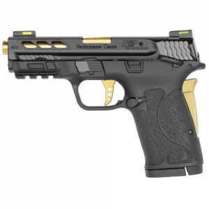 Smith & Wesson PC M&P Shield EZ M2.0 380 ACP Gold 12719